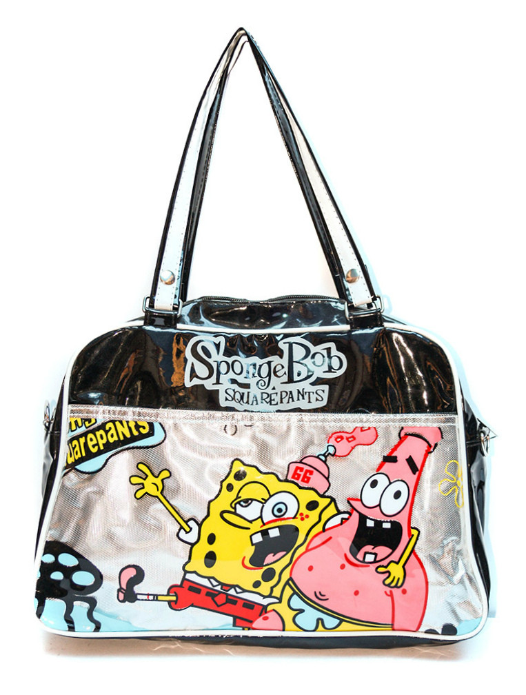 Сумка портфель детская Губка боб (3 цвета), сумка для учебы, сумки недорого, дропшиппинг -  Irmana.com.ua - оптовый интернет магазин одежды в Харькове