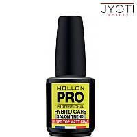 Матовый закрепитель для гель лака Mollon PRO Hybride Care UV/LED Top Matt Coat