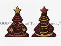 Формы для шоколада с переводным рисунком — 34540 Ёлочки 2 Modecor