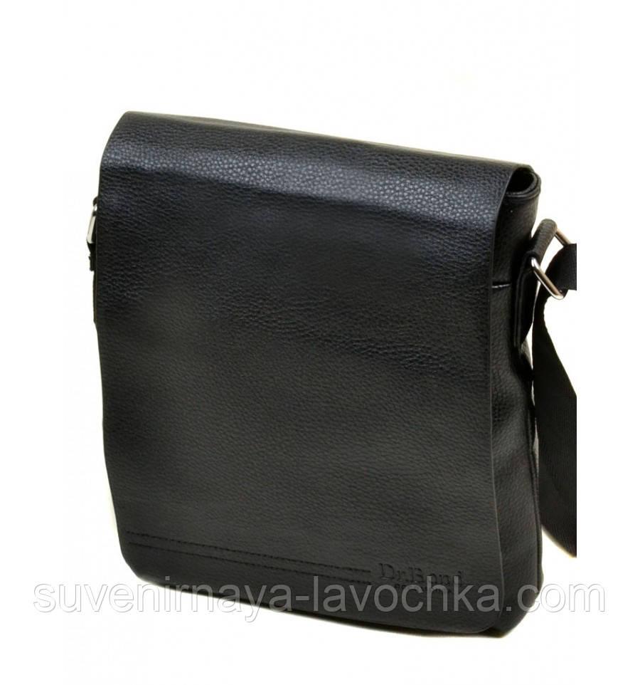 e91532d84477 Сумка Мужская Планшет иск-кожа dr.Bond 88564 black, сумка компактная, сумка