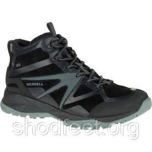 Мужские ботинки Merrell Capra Bolt Leather Mid WP J35803