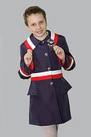 Плащ-ветровка для девочки Марго на рост 146 см, цвета в ассорт., фото 1
