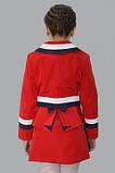 Плащ-ветровка для девочки Марго на рост 146 см, цвета в ассорт., фото 4