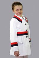 Плащ-ветровка для девочки Марго на рост 140 см, цвета в ассорт.