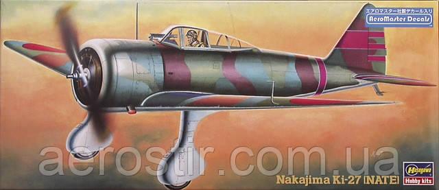 Nakajima Ki-27 [NATE] 1/72 HASEGAWA 51829