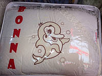 Комплект детского постельного в кроватку Дельфин Bonna Вышивка, фото 1