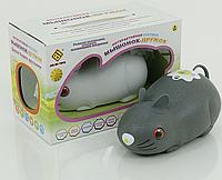 Игрушка развивающая мышонок повторюха