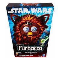 Интерактивный Фёрби Фурбака, Чурбака Звёздные войны, Furbacca англоговорящий Оригинал из США  по супер цене!