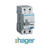 Hager дифавтоматы (дифференциальные автоматические выключатели)