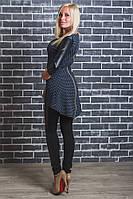 Костюм женский туника с лосинами , фото 1