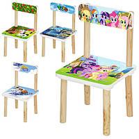 Детский стульчик 502-3