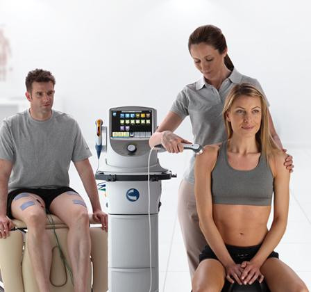 Физиотерапевтическое оборудование «Chattanooga»