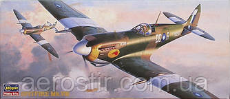 SPITFIRE Mk.VIII 1/72 HASEGAWA 51341