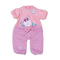 Одежда для пупса Zapf Creation Baby Born 32см