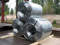 Проволока оцинкованная стальная ф 0,8-5,0 мм ГОСТ 3282-74