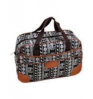 Дорожная сумка текстиль