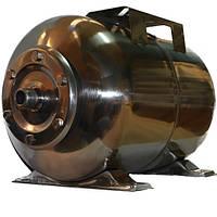 Бак для насосной станции на 24 литра. Гидроаккумулятор, Италия, нержавейка