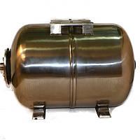 Бак для насосной станции на 50 литров. Гидроаккумулятор, Польша, нержавейка