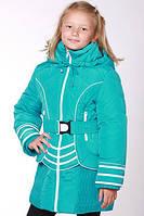 Куртка для девочки демисезонная Миранда на рост 140 см, цвета в ассорт., фото 1