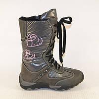 Зимняя обувь детская для девочки