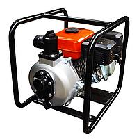Мотопомпа бензиновая высоконапорная LIFAN 50ZB60-4.8QT (38 м3/час)