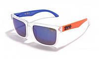 Солнцезащитные очки Spy+ Ken Block Helm orange-blue (Модель № 13)