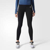 Теплые леггинсы женские Adidas Sequencials Climaheat S93560