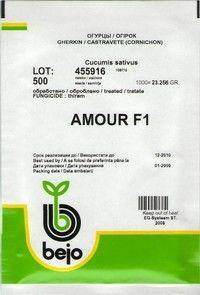 Огурец Амур F1, 1000шт. Bejo