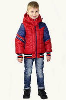 Куртка для мальчика демисезонная Пилот на рост 92 см, цвета в ассорт., фото 1