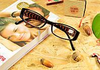 Женские очки-рыбка
