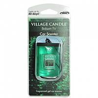 """Гелевый ароматизатор для авто Village Candle """"Пихта бальзамическая"""""""