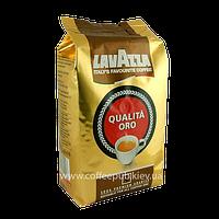 Зерновой кофе Lavazza Qualita Oro (Италия), 1 кг
