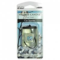 """Гелевый ароматизатор для авто Village Candle """"Свежесть"""""""
