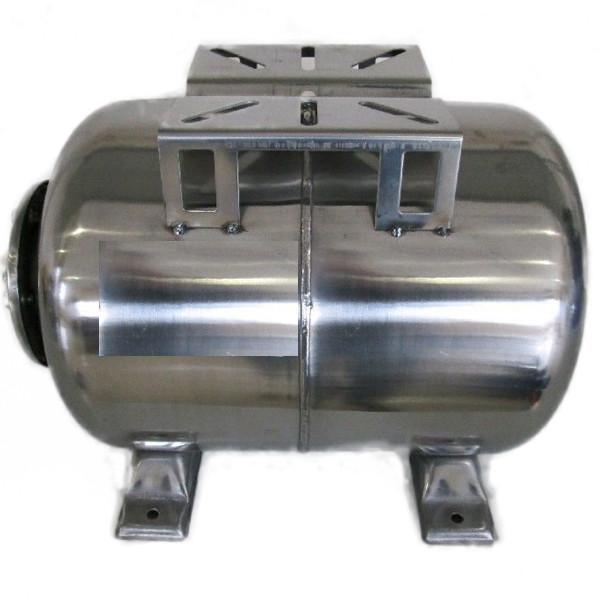 Бак для насосной станции на 24 литра. Гидроаккумулятор, Польша, нержавейка