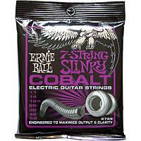 Струны Ernie Ball 2729 7-String Cobalt Slinky 11-58