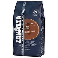 Зерновой Кофе Lavazza Super Crema, 1 кг