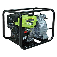 Мотопомпа бензиновая LIFAN 50WG (47 м3/час), для грязной воды