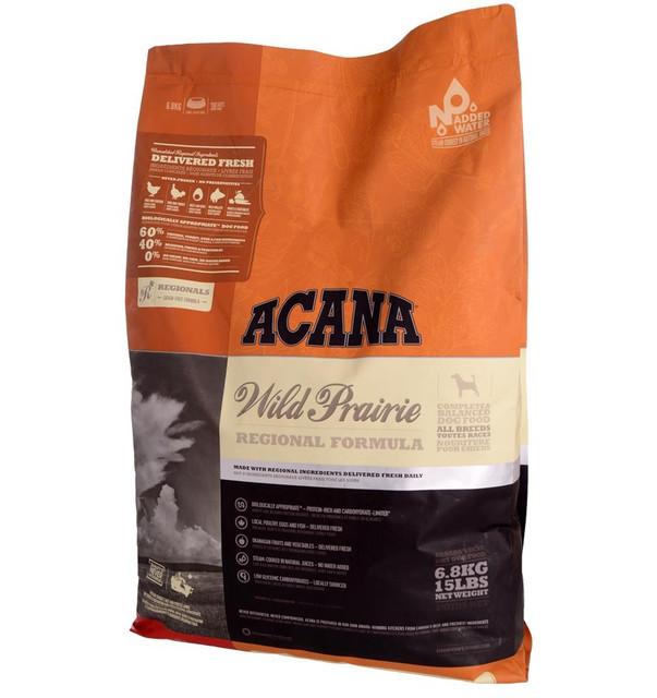 Сухие корма для собак Acana