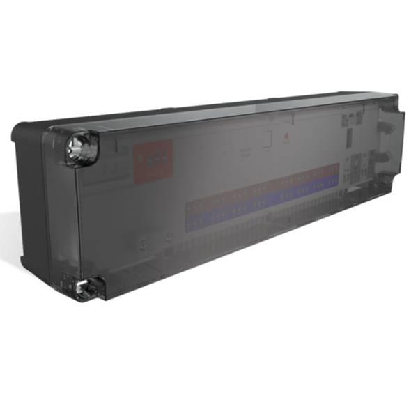 KL08RF, Беспроводной 8-зонный центр коммутации.