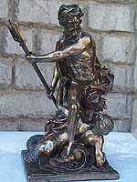 Статуэтка Veronese Посейдон 26 см 73133, фото 1