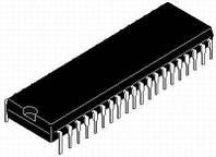 Микросхема PIC16F874A-I/P /MCRCH/