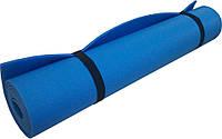 Коврик для йоги (0,6х1,73м, толщ. 5мм)