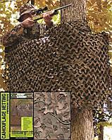 Маскировочная сетка 3 х 3м MilTec Woodland 14465020