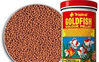 КОРМ ДЛЯ РЫБ  Goldfish colour pellet  5L /2kg TROPICAL
