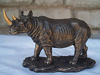 Статуэтка Veronese Носорог 12х20 см 70967