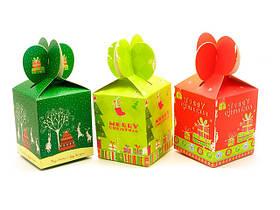 """Подарочная коробка для небольших товаров """"Marry Christmas"""""""