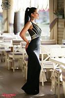 Платье 348 макси Дени, фото 1