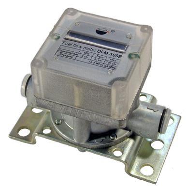 Автономний витратомір з дисплеєм (витрата палива + час роботи двигуна) DFM 250C