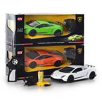 Машина Lamborghini на радиоуправлении, 1:18