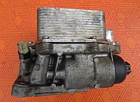Корпус масляного фильтра с холодильником на Renault Master 2.3 dci (Рено Мастер)